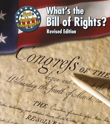 What's the Bill of Rights? by Nancy Harris