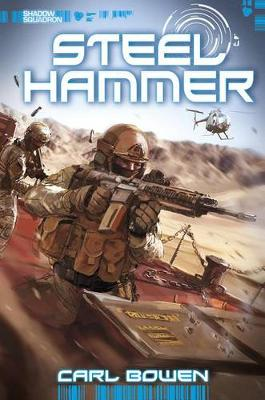 Steel Hammer book