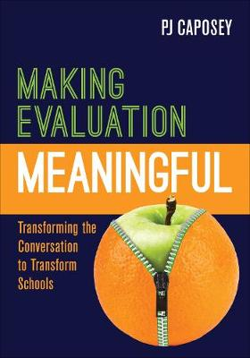 Making Evaluation Meaningful by P J Caposey