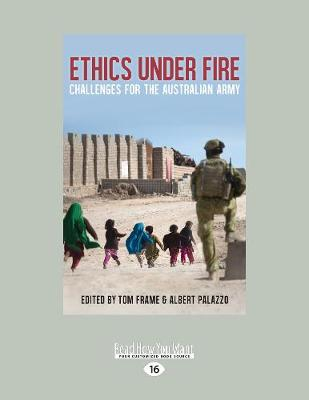 Ethics Under Fire by Tom Frame