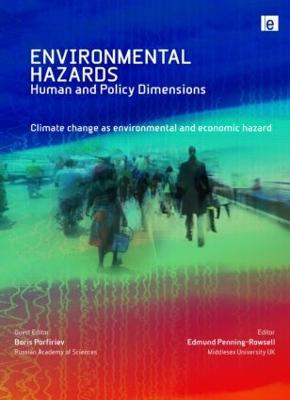 Climate Change as Environmental and Economic Hazard by Boris Porfiriev