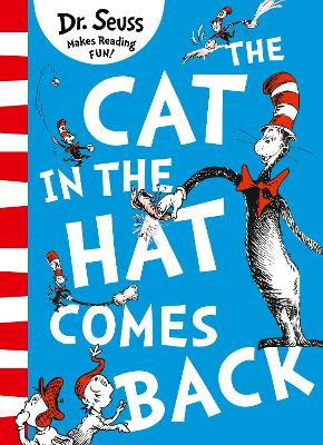 Cat in the Hat Comes Back by Dr. Seuss