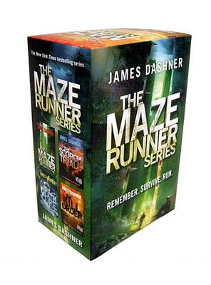 Maze Runner Series by James Dashner