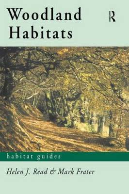 Woodland Habitats book