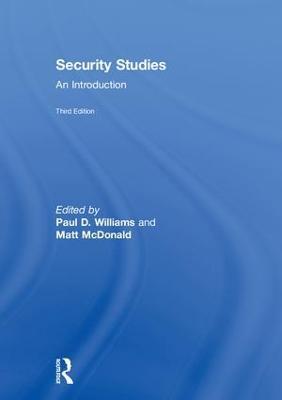 Security Studies by Paul D. Williams