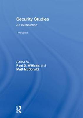 Security Studies book