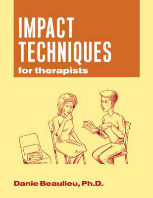 Impact Techniques for Therapists book