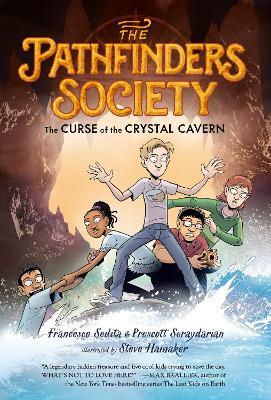The Curse of the Crystal Cavern by Francesco Sedita