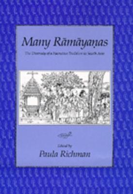 Many Ramayanas by Paula Richman