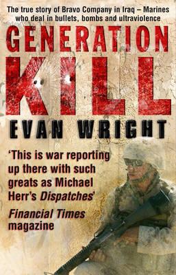 Generation Kill by Evan Wright