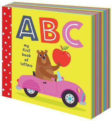 Super Chunky Board Book ABC - My First Book of Letters by Gareth Williams