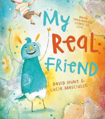 My Real Friend book