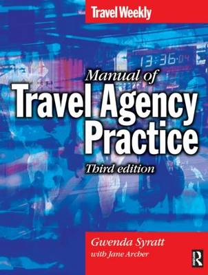Manual of Travel Agency Practice book