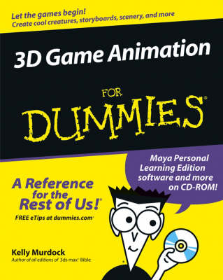 3D Game Animation For Dummies book