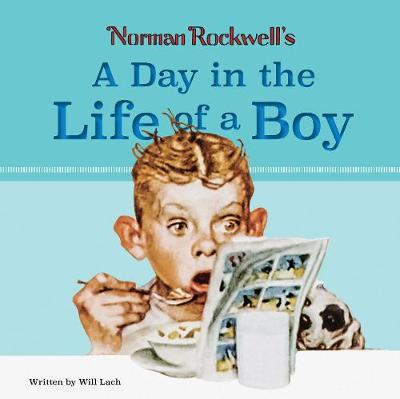 Norman Rockwell's A Day in the Life of a Boy by Norman Rockwell
