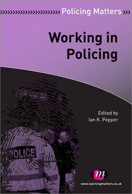 Working in Policing book