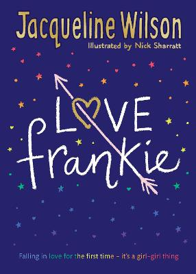 Love Frankie by Jacqueline Wilson