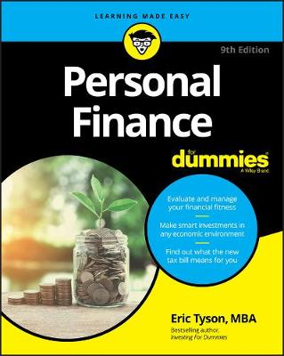 Personal Finance For Dummies book