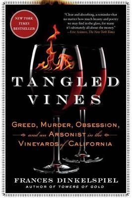 Tangled Vines by Frances Dinkelspiel