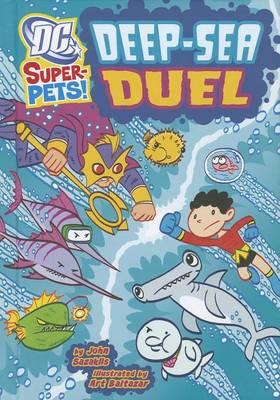 Deep-sea Duel by Art Baltazar
