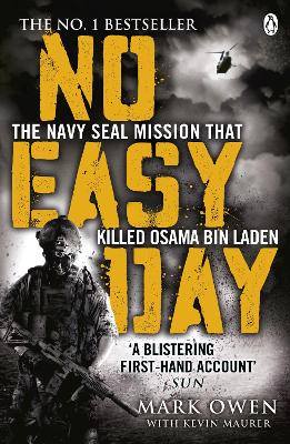 No Easy Day book