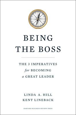 Being the Boss by Linda Hill