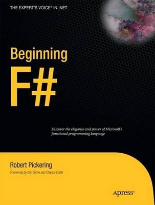 Beginning F# by Robert Pickering