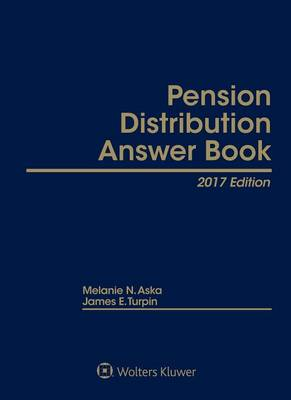 Pension Distribution Answer Book by Carol R Sears