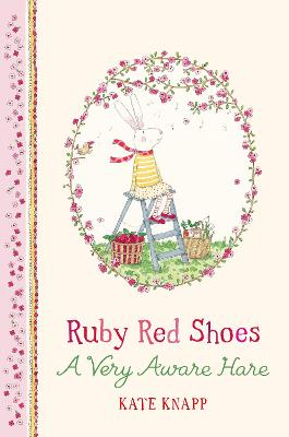 Ruby Red Shoes: A Very Aware Hare book