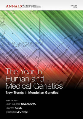 The Year in Human and Medical Genetics by Jean-Laurent Casanova