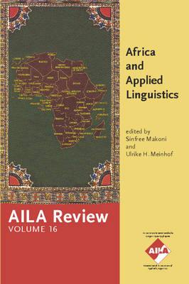 Africa and Applied Linguistics by Ulrike Meinhof