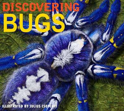 Discovering Bugs by Julius Csotonyi