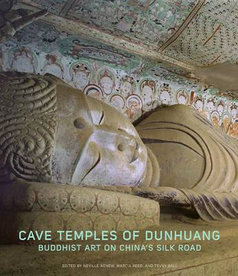 Cave Temples of Dunhuang book