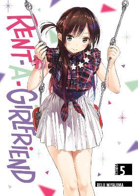 Rent-A-Girlfriend 5 book