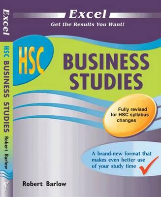 Excel HSC Business Studies by Robert Barlow
