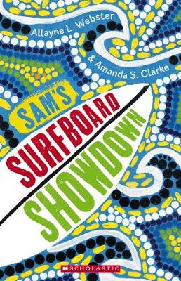 Sam's Surfboard Showdown by Allayne Webster