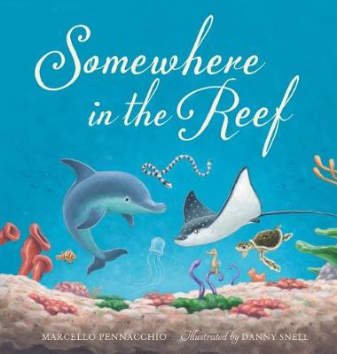 Somewhere in the Reef book