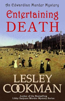 Entertaining Death by Lesley Cookman