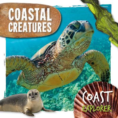 Coastal Creatures book