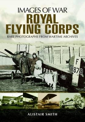 Royal Flying Corps book