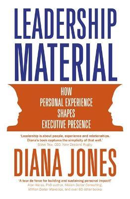 Leadership Material by Diana Jones