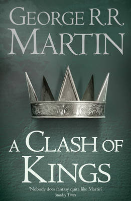 Clash of Kings book