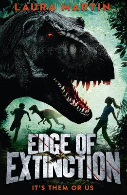 Edge of Extinction by Laura Martin
