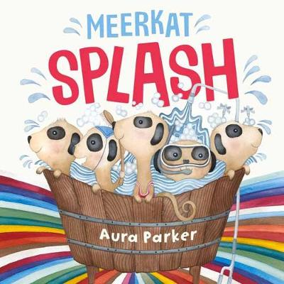 Meerkat Splash by Aura Parker