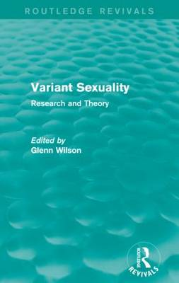 Variant Sexuality book