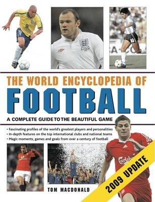 World Encyclopedia of Football by Tom Macdonald