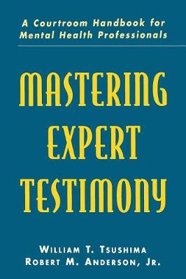 Mastering Expert Testimony book
