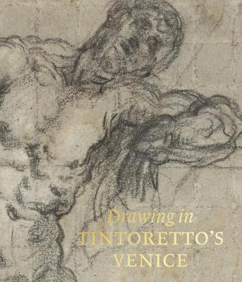 Drawing in Tintoretto's Venice book