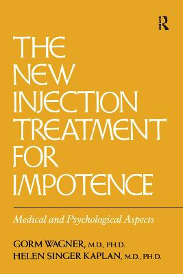 The New Injection Treatment for Impotence by Gorm Wagner