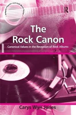 The Rock Canon by Carys Wyn Jones